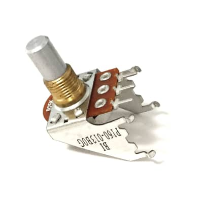 Fender 25K Linear Snap-In Amplifier Potentiometer 004-1510-000