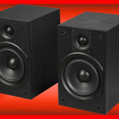 Pair of JBL 2600 Speakers -- Light Woodgrain Finish