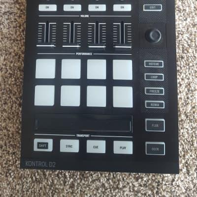 DJ SYSTEM - Numark D2 Director, Numark 5000FX, and USB | Reverb