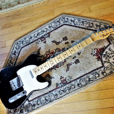Fender Custom Shop '67 Telecaster 2004 Relic Reissue NAMM Prototype for sale