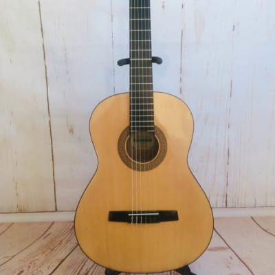 HOHNER HC06 6 String Classical Acoustic Guitar Fully Cleaned & Serviced for sale