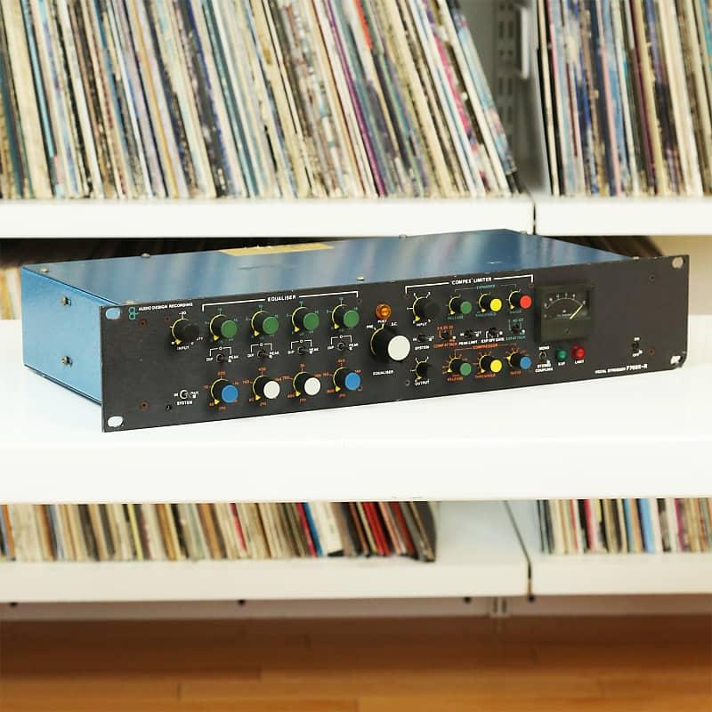 1978 adr vocal stresser f769x r vintage equalizer reverb. Black Bedroom Furniture Sets. Home Design Ideas