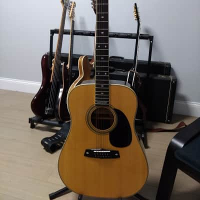 T. Haruo T30-12 1979-80 Spruce/Rosewood for sale