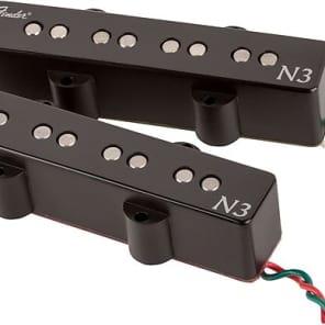 Fender 099-3117-000 N3 Noiseless Jazz Bass Pickup Set