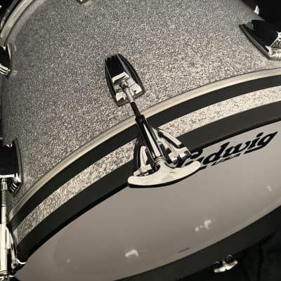 Ludwig  Silver Sparkle Classic Maple