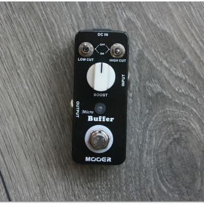 "Mooer  ""Micro Buffer"""
