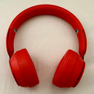 Beats by Dre Solo Pro 2020 Red