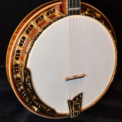 OME Custom Juggernaught Plectrum Banjo for sale