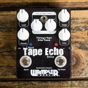 Wampler Faux Tape Echo