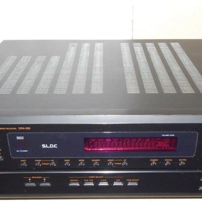 Denon DRA-550 AM/FM Stereo Receiver - SERVICED! | Reverb