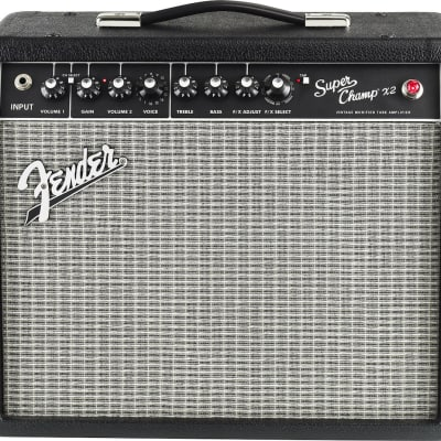 Fender Super Champ X2 Combo Amp for sale