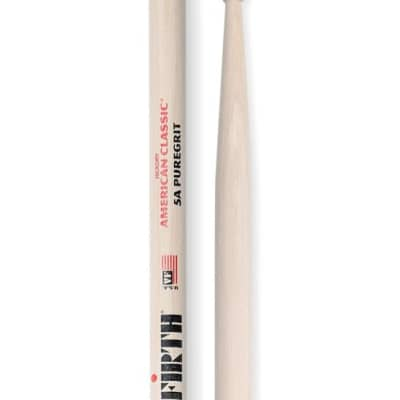 Vic Firth 5APG 5A Pure Grit Wood Tip Drumsticks