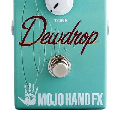 NEW! Mojo Hand FX Dewdrop Reverb Sea Foam Green FREE SHIPPING!