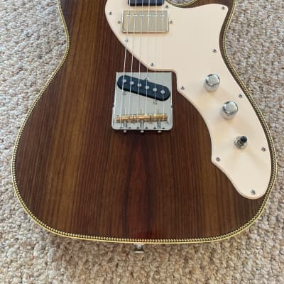 Brown Bear Guitars Rosewood/Korina Tele for sale