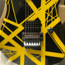 EVH Striped Series Blk/Yel (NEW IN STOCK NEW EVH CASE INCLUDED)