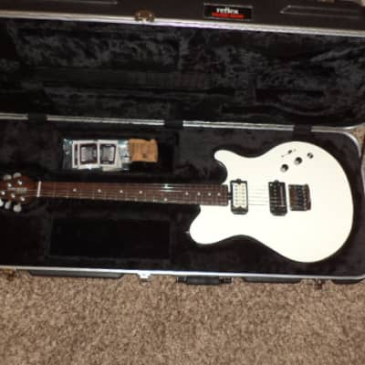 Ernie Ball Music Man Reflex HH limited solid rosewood neck 2014 Hardtail for sale