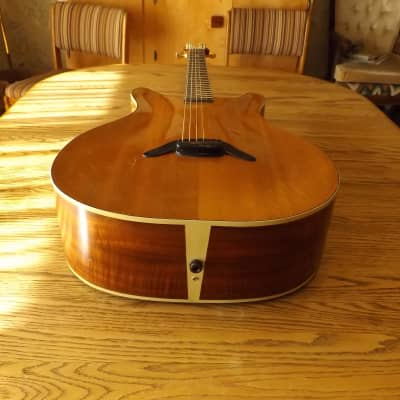 Moonstone Z81 acoustic guitar 1983 koa/spruce for sale