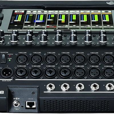 Mackie DL1608l 16-Channel Digital Mixer w/ Lightning Connection DL1608L [B-Stock] ~Authorized Dealer
