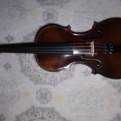 Jackson-Gulden Stradivarius Violin 1920's Natural