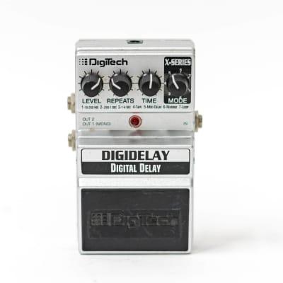 DigiTech Digidelay Digital Delay Guitar Effect Pedal for sale