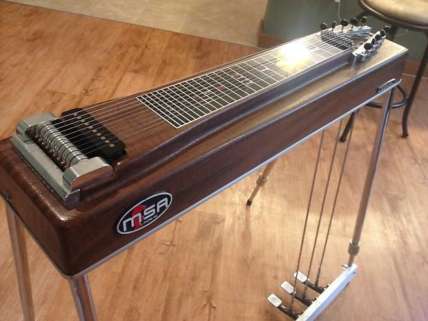 msa sidekick pedal steel guitar reverb. Black Bedroom Furniture Sets. Home Design Ideas