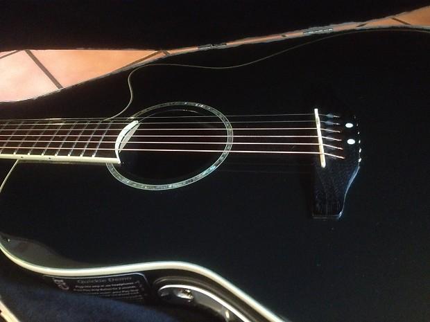 Ovation Guitar's action - Guitar Tricks Forum