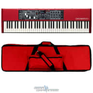 Nord Electro 5D 73 73-key Semi-weighted Waterfall SW73 Electro 5 + GIG BAG!  NAMM DEMO!