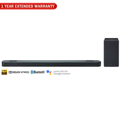 LG SK9Y 5 1 2-Channel Hi-Res Audio Soundbar with Dolby Atmos