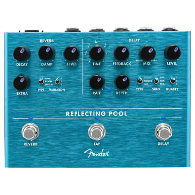 Fender 0234546000 Reflecting Pool Delay/Reverb for sale