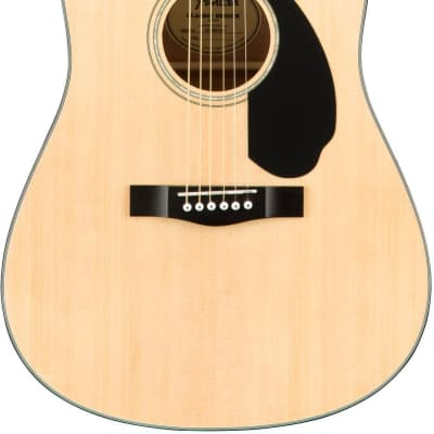 Fender CD-60S Acoustic Guitar - NATURAL for sale