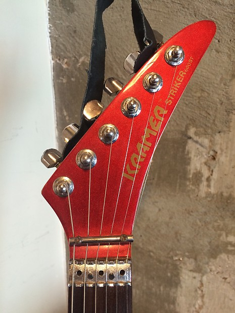 Tune Up Shops >> Kramer Striker 600st 1980s Sunburst | Fondren Guitars | Reverb