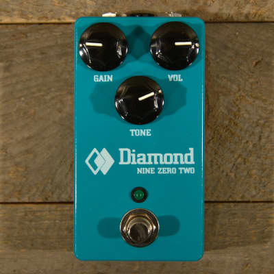 Diamond 902 Classic Overdive/Distortion Pedal MINT
