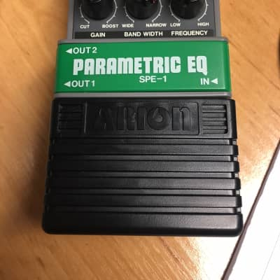 ARION Arion SPE-1 Parametric EQ 1980s for sale