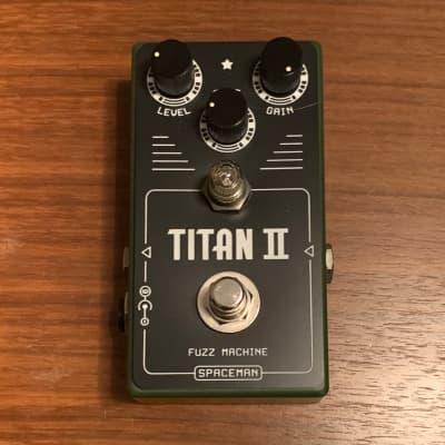 Spaceman Titan II #16/22 Olive