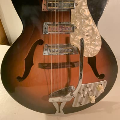 Decca DMI 503 1966 Sunburst for sale