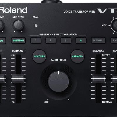 Roland VT-4 Voice Transformer 2018