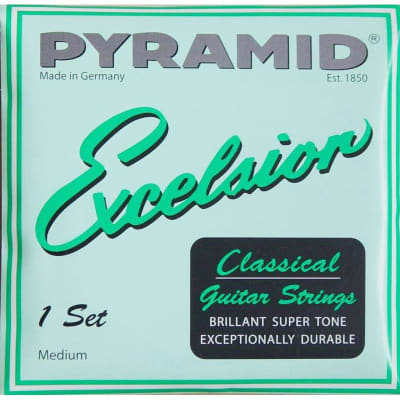 Pyramid Excelsior Normal Tension Classical Guitar Strings