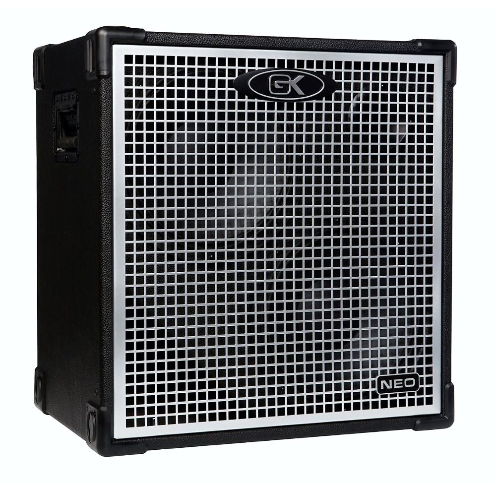 """Gallien-Krueger Neo212-II 600W 8 Ohm 2x12"""" Cabinet"""
