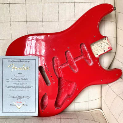 Fender Custom Shop Postmodern Stratocaster Body