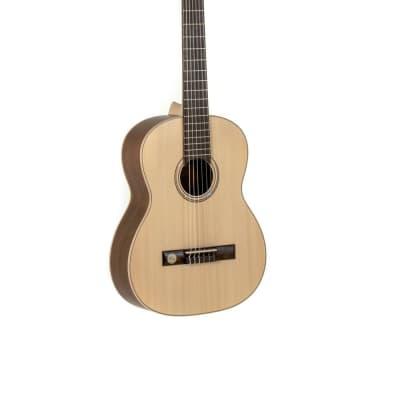 GEWA Konzertgitarre Pro Natura Silver 1/2 Walnuss for sale