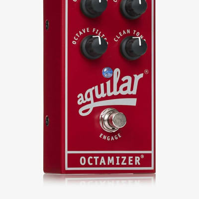 Aguilar Octamizer Analog Octave Bass Effects Pedal *NEW IN BOX*