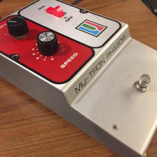 Musitronics Phasor 1976 Grey