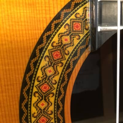 K Yairi CYM95 Classical Guitar (2006) 57145 Cedar Top, Indian Rosewood, Hiscox Case. Handmade Japan. for sale