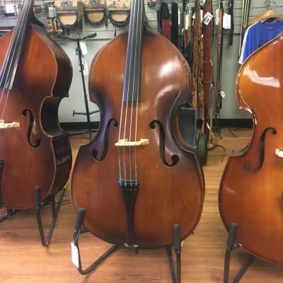Kay C-1 upright bass 1964 Light brown for sale
