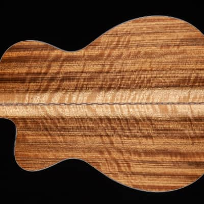 Bourgeois OMC DB Signature Custom Large Soundhole AT - Gorgeous Ovenkol! for sale