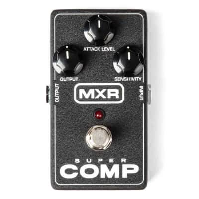 MXR M132 Super Comp Compressor Guitar Effects Pedal for sale