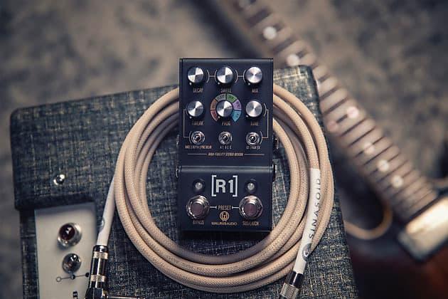 Walrus Audio Mako R1 High-Fidelity Reverb *Free US shipping*