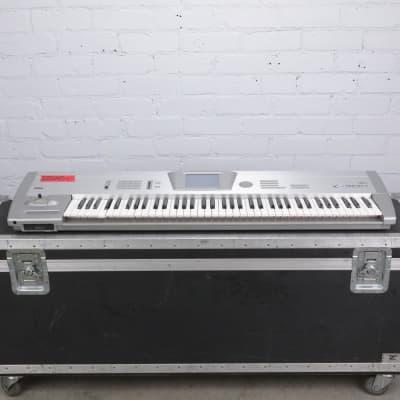 Korg Trinity Pro 76 Key Synthesizer Music Workstation Needs Service #42247