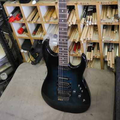 Carruther's Electric Guitar for sale