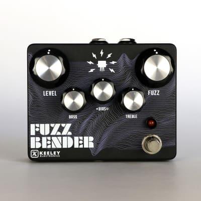 Keeley Fuzz Bender / Waves Ltd Edition 2020